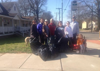 Belmont Neighborhood Cleanup