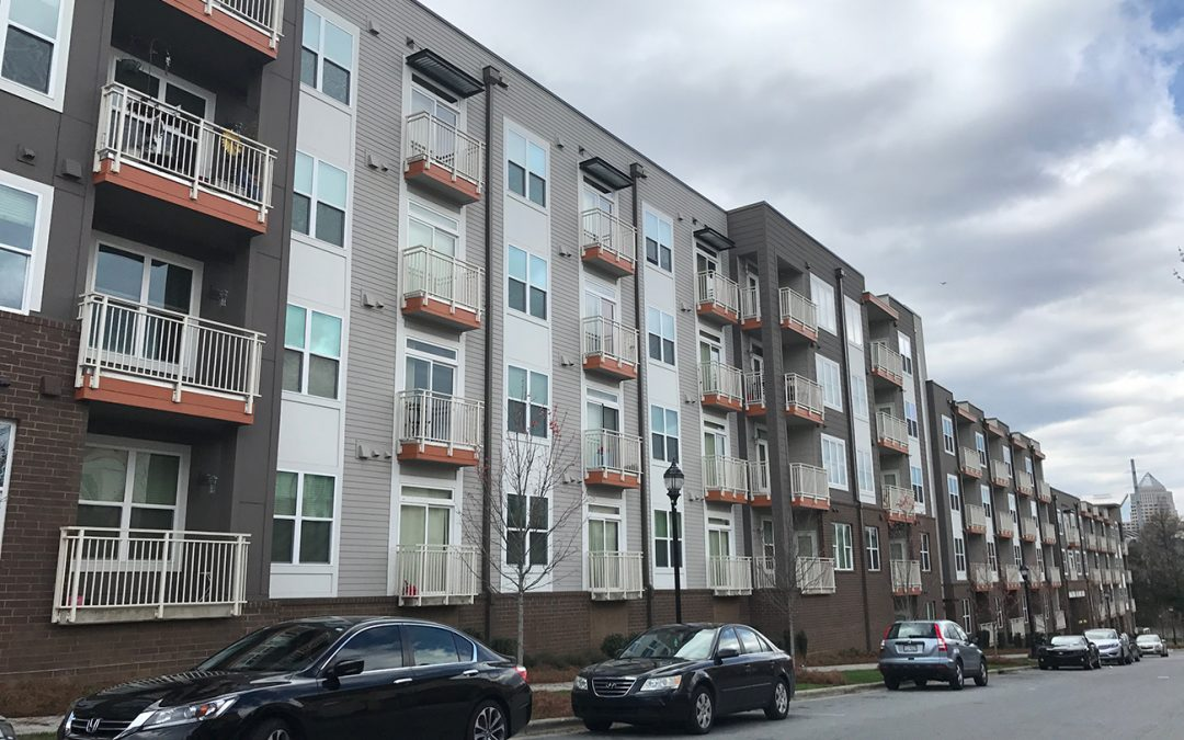 This apartment community is actually affordable housing – but you'd never know it