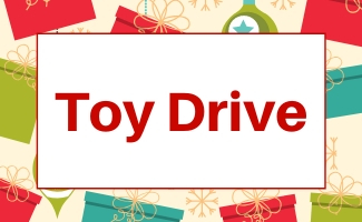 Toy Drive with the Belmont CDC